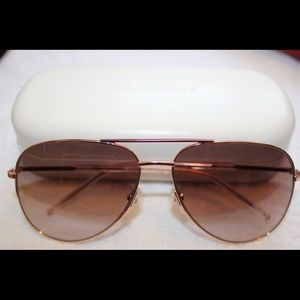 Marc Jacobs Accessories - Never worn Marc Jacobs aviator sunglasses